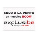 Chaise longue extraible y reclinable con barra