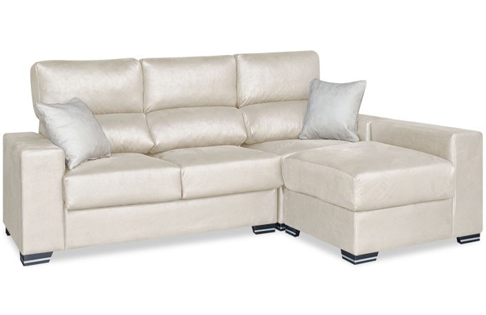 Chaise longue reversible reclinable extraible 302-209 CHA 02