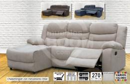 Chaise longue mecanismo relax OFE DIA SD4