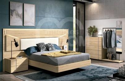 Dormitorios matrimonio con comoda 019.072