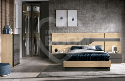 Dormitorios matrimonio con sinfonier 019.072