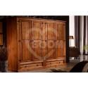 Armarios 4 puertas y cajones 059-027