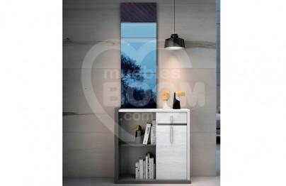Recibidores con mural espejo 284-060 REC MOD 18