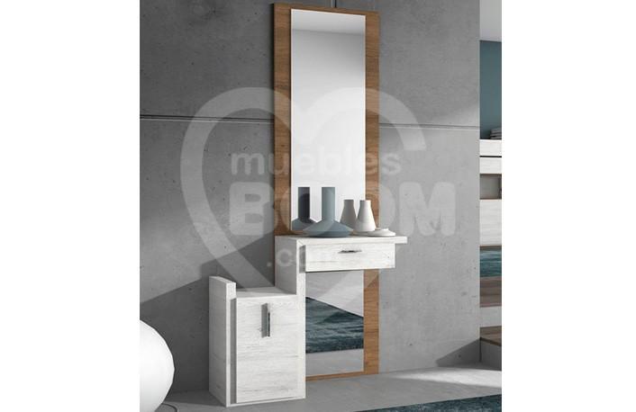 Recibidores con mural espejo 284-060 REC MOD 10