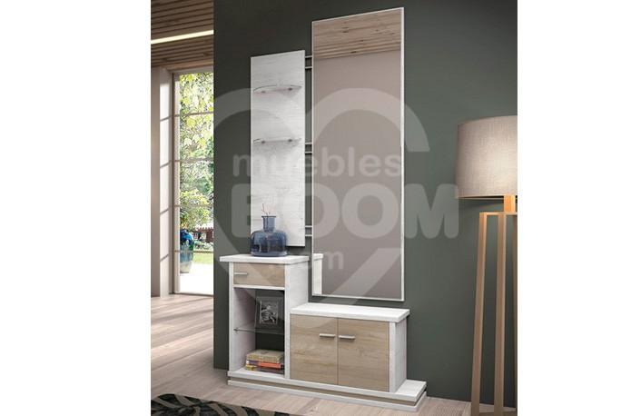 Recibidores con mural espejo 284-060 REC MOD 20