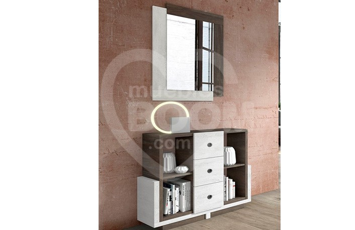 Recibidores con espejo 284-060 REC MOD 26