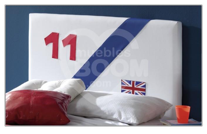 Cabecero tapizado england 006-016
