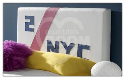 Cabecero tapizado NYC 006-016 CAB TAP 17