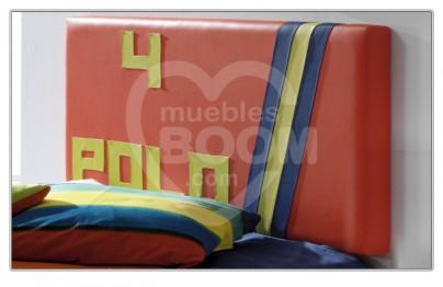 Cabecero tapizado POLO 006-016 CAB TAP 18