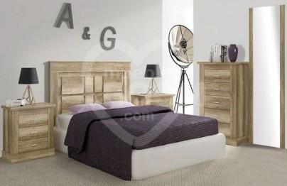 Dormitorios matrimonio con sinfonier 012.997