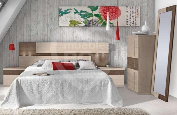 Dormitorios matrimonio 284-025 MAT MOD 05