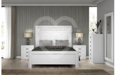 Dormitorios matrimonio con sinfonier 052.082