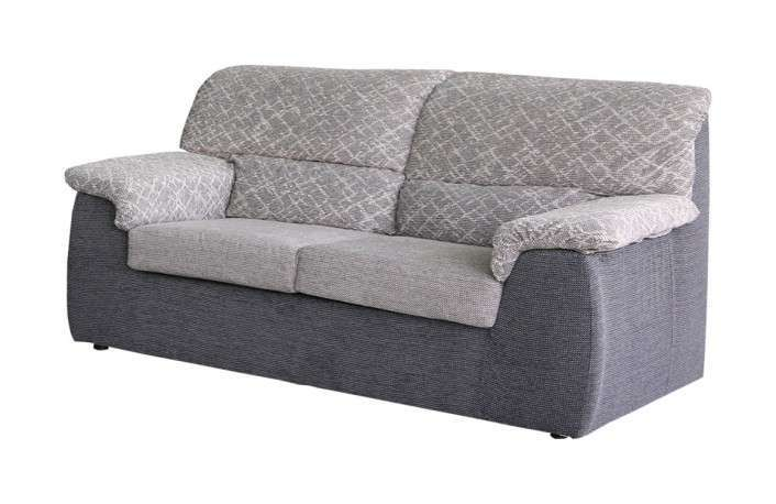 Sofas baratos muebles boom 012 sof boo 08 for Sofa 2 plazas polipiel