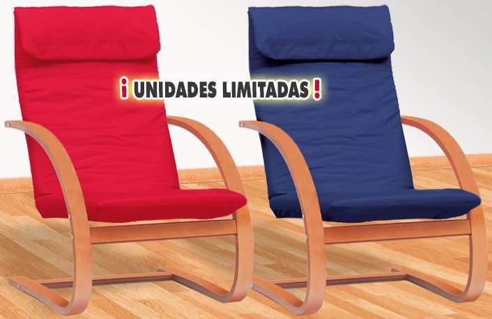 Sillones relax baratos online muebles boom muebles - Tapizar sillon relax ...