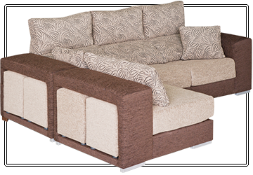 CHAISE LONGUE EXTRAIBLE Y RECLINABLE012 CHA BOO 18 1