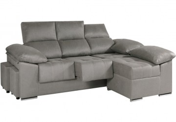 Chaise longue extraible y reclinable012 CHA MOD 08 1