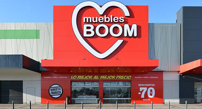 Muebles Boom en Valladolid