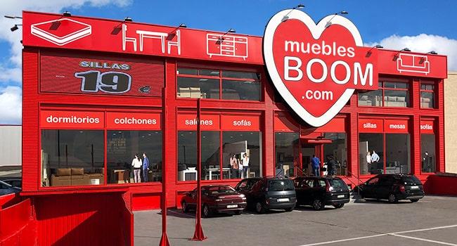 Muebles Boom en Santander - Cantabria