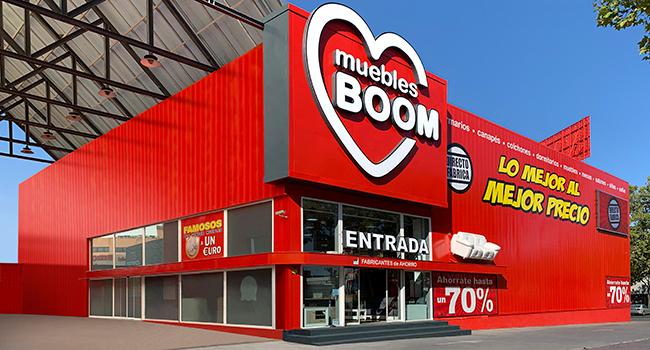 Muebles Boom en Alcorcón - Madrid