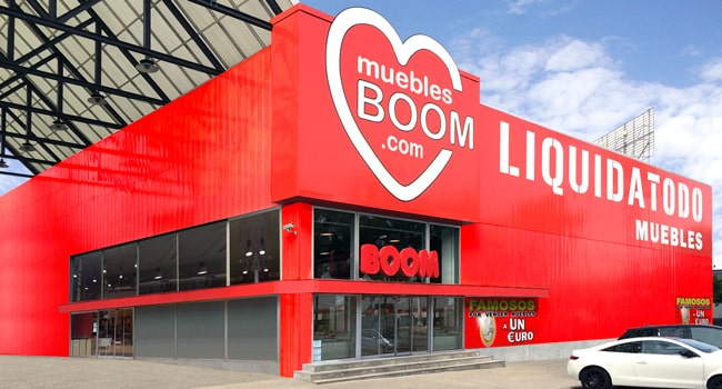 Tiendas de muebles en alcorc n madrid sof s for Muebles boom madrid
