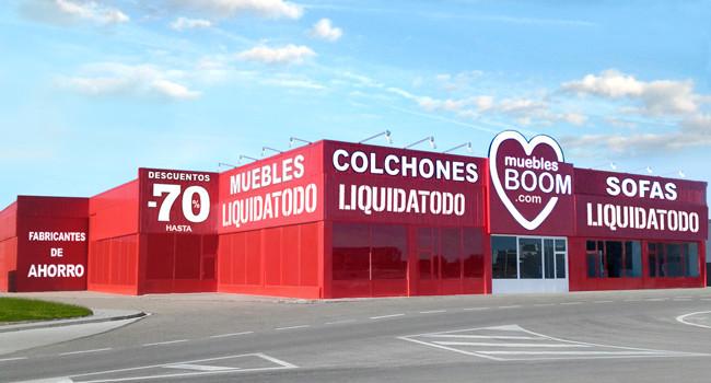 Muebles Boom en Burgos