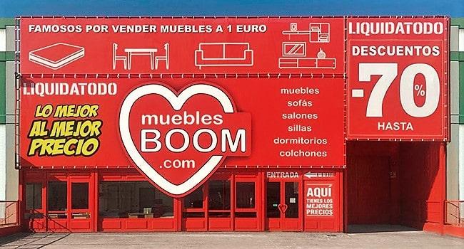 Muebles Boom En Ferrol   A CORUÑA