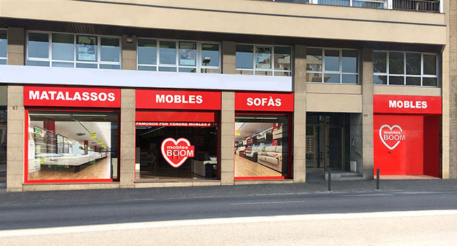 Tiendas de sofas en badalona awesome with tiendas de - Outlet merkamueble ...