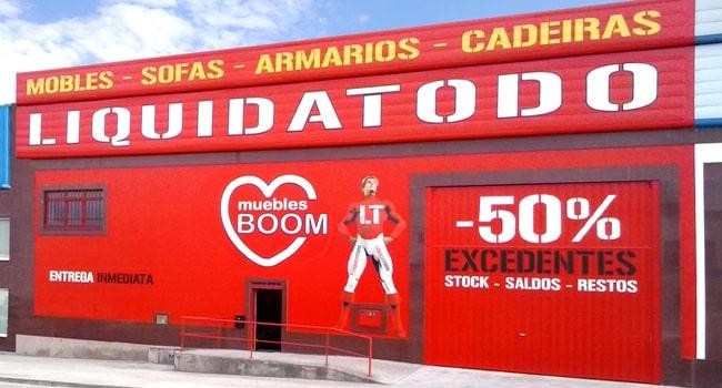 Muebles Boom en Lugo