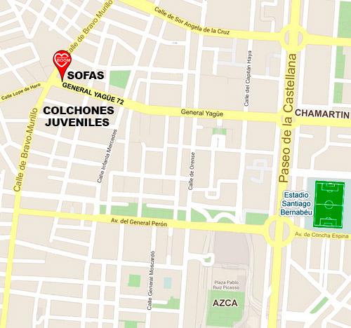 Tiendas sofas madrid muebles boom en alcorcn madrid with for Muebles boom madrid