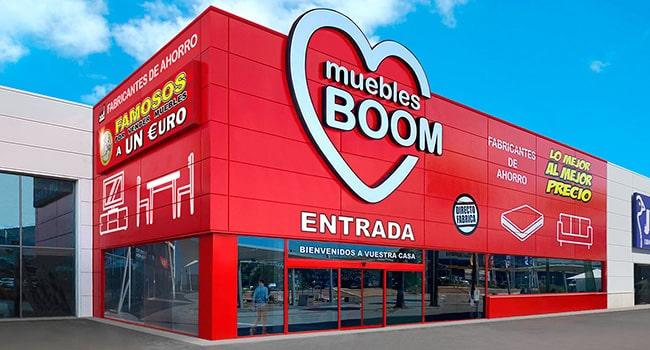 Muebles Boom en Málaga