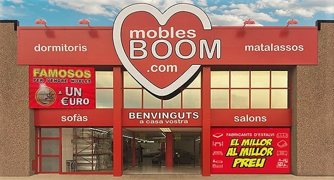 Muebles Boom en Manresa Bages