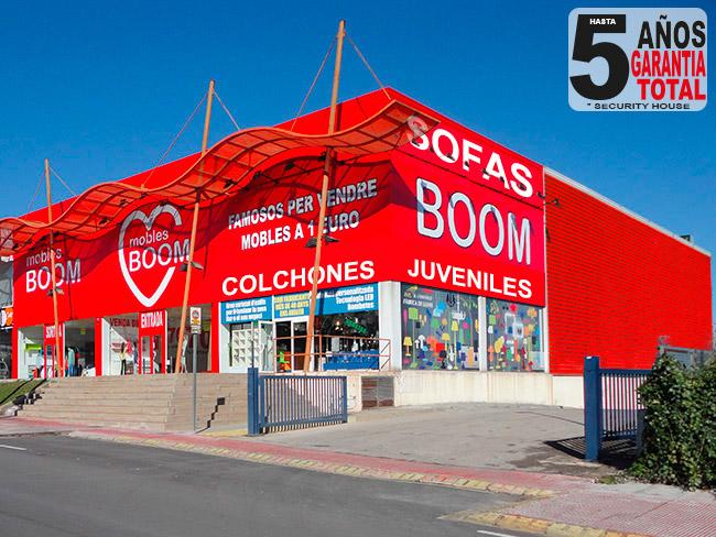 Muebles tiendas de muebles en martorell for Muebles boom burgos
