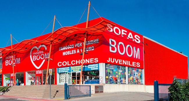 Tiendas de muebles en martorell barcelona sof s for Muebles boom burgos