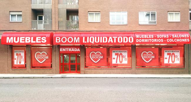 Muebles Boom en Oviedo - Asturias