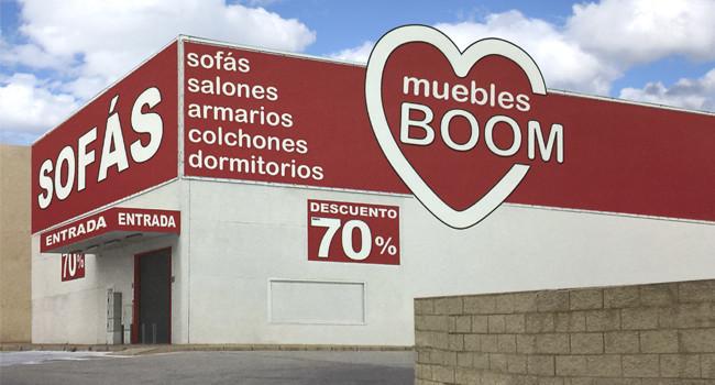 Tiendas de muebles en PARLA - MADRID, Sofás, Colchones - Muebles BOOM
