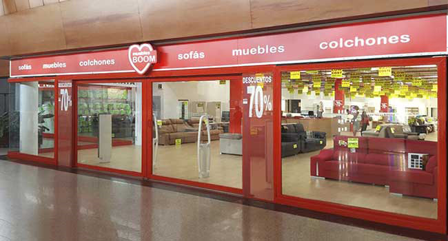 Outlet colchones barcelona stunning colchn mallorca with for Muebles outlet online espana