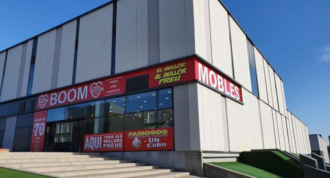 Tienda de muebles boom en sabadell barcelona for Muebles boom burgos