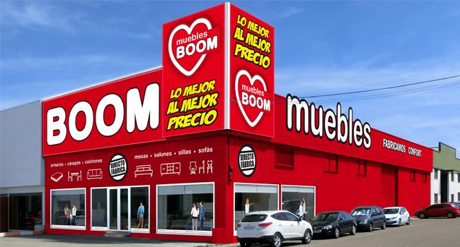 Tiendas de muebles en SALAMANCA, Sofás, Colchones - Muebles BOOM