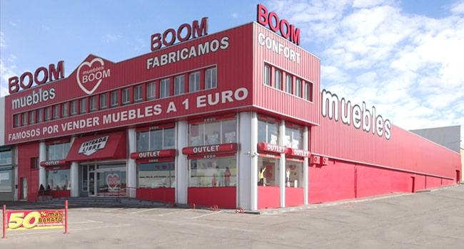 Muebles Boom en Salamanca