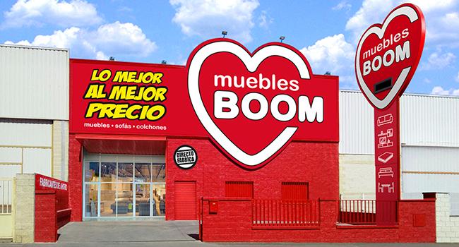 Muebles Boom en Zamora