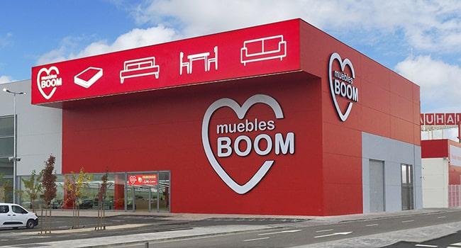 Muebles Boom en Zaragoza