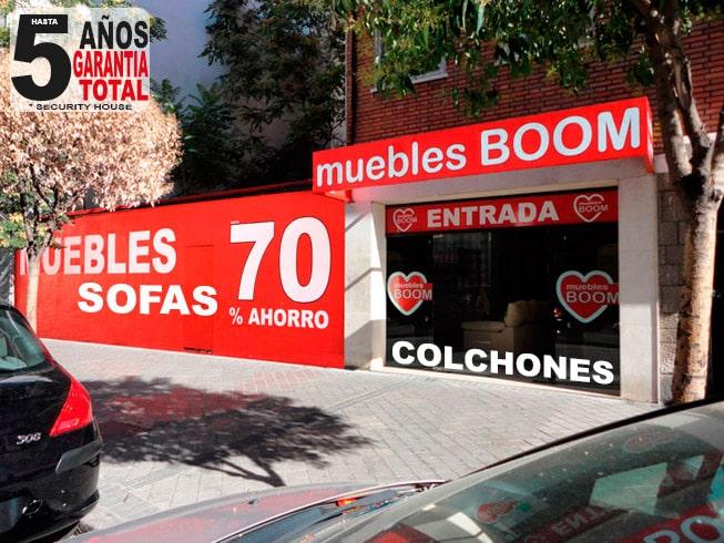 Muebles tiendas de muebles en madrid centro for Muebles boom burgos