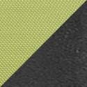 255. Verde 3D/Negro