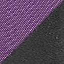 255. Violeta 3D/Negro