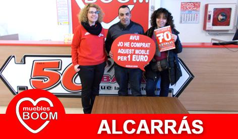 Muebles BOOM - Muebles a 1 euro Alcarras