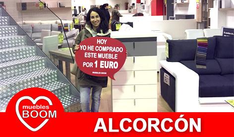 Muebles BOOM - Muebles a 1 euro Alcorcón