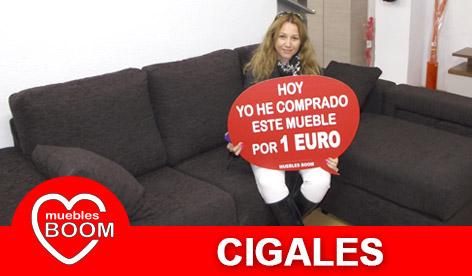 Muebles BOOM - Muebles a 1 euro Cigales