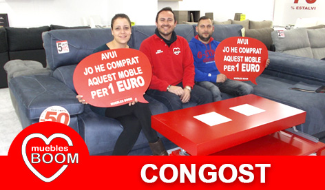Muebles BOOM - Muebles a 1 euro Congost
