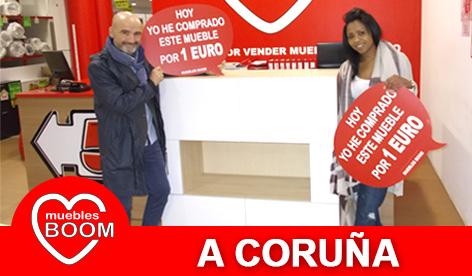 Muebles BOOM - Muebles a 1 euro A Coruña