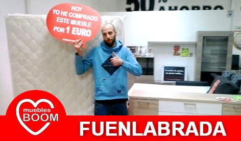 Muebles BOOM - Muebles a 1 euro Fuenlabrada